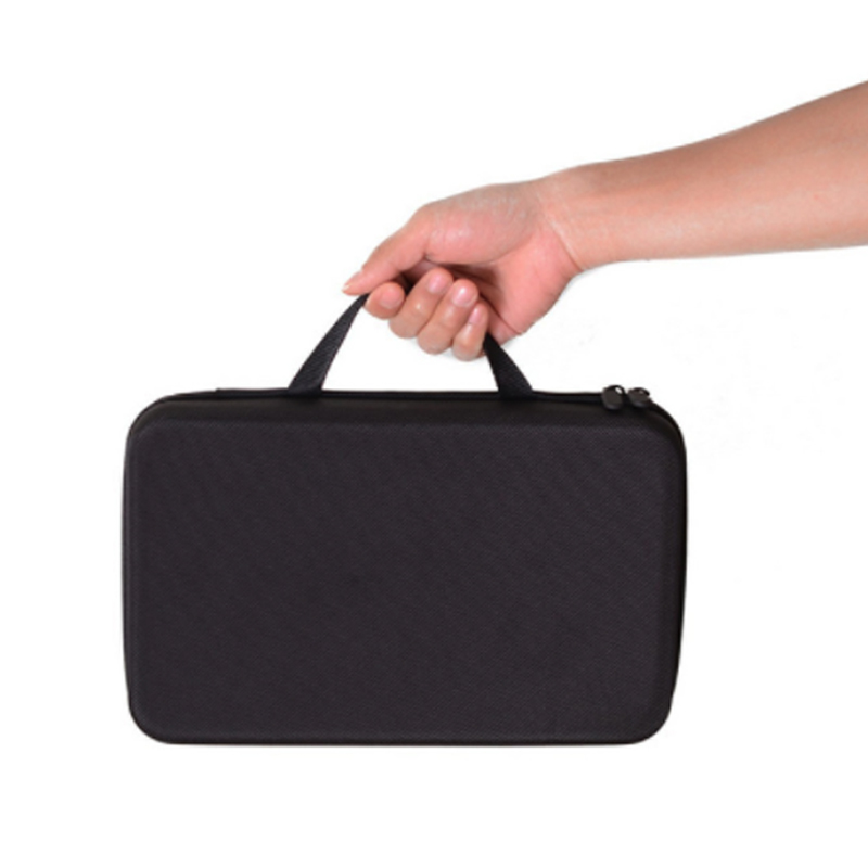 Image 4 - Portable Anti shock Protective Storage Carrying Case for GoPro Hero Small Medium Large Size Camera Accessory-in Sports Camcorder Cases from Consumer Electronics