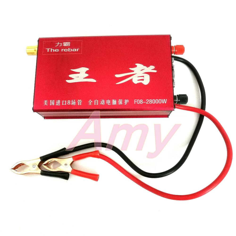 New King Inverter Head Power Saving Miniature High Power Lithium Battery Bottle 12V Boost Power Converter