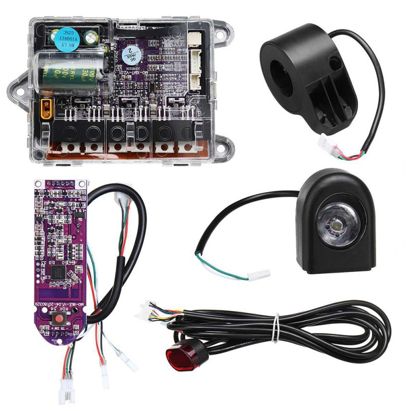 Motherboard Skate board Motor Controller Main Bluetooth board Substitute Kit Headlights Taillights Throttle For XIAOMI m365 Scooter Parts & Accessories Sports & Entertainment - title=
