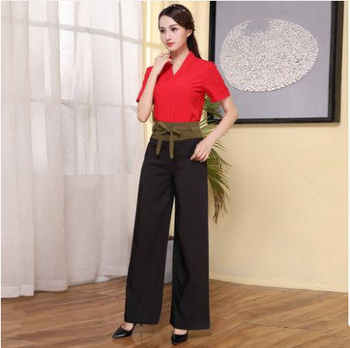 Beautician Work Clothes New Female Technician Suit Pedicure Sauna Uniform Women Beauty Salon SPA Workwear