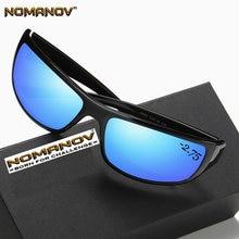 Мужские и женские поляризационные солнцезащитные очки зеркальные