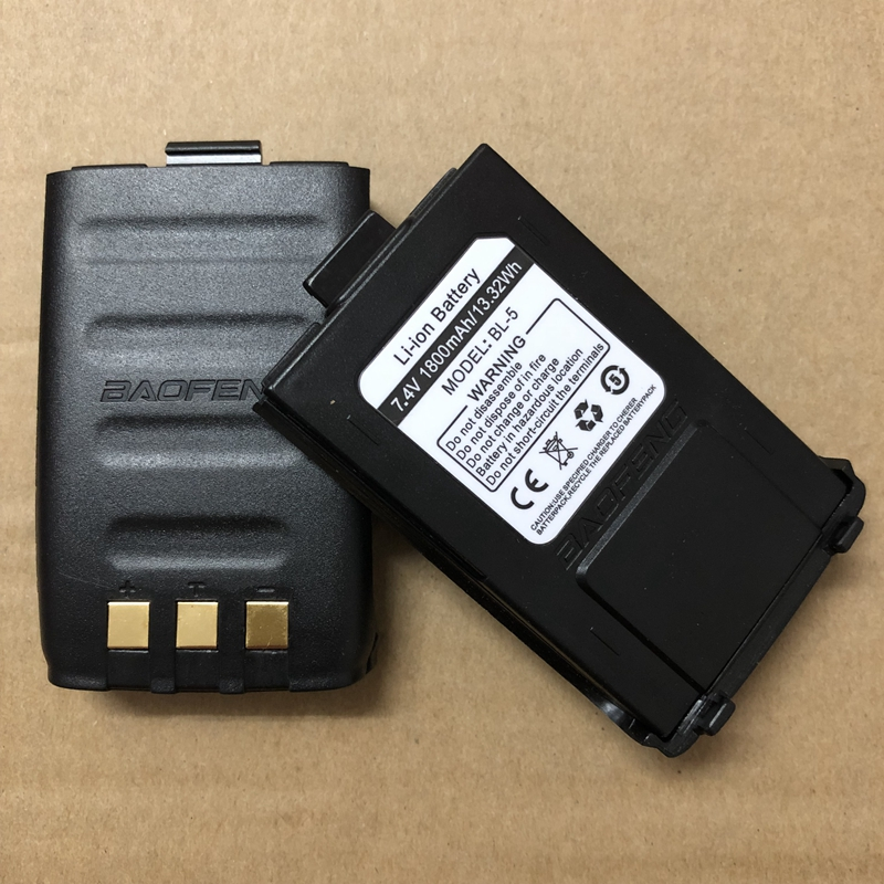Image 4 - 2pcs  GT 3 GT 3TP battery walkie talkie 1800mAh LI battery 100% original GT 3 Mark II, GT 3TP Mark III battery-in Walkie Talkie from Cellphones & Telecommunications