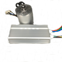 Cycling BLDC 72V 3000W Brushless Motor Electric Motor Kit Electric Motorcycle DIY With With Controller 24 Mosfet 50A Scooter 02