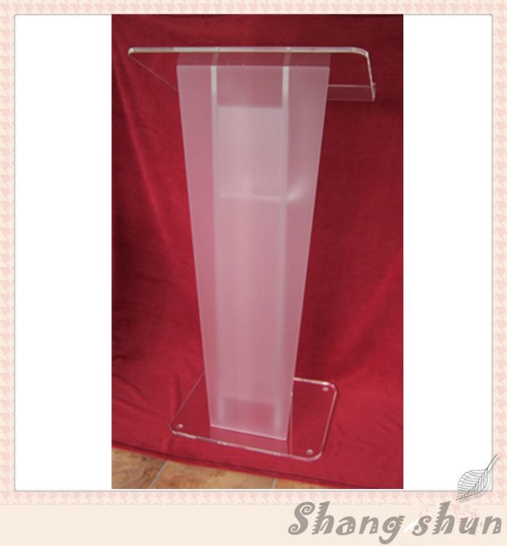 Customized Acrylic Podium Pulpit Lectern , Podium, Acrylic Lectern Podium,plastic Church Pulpit