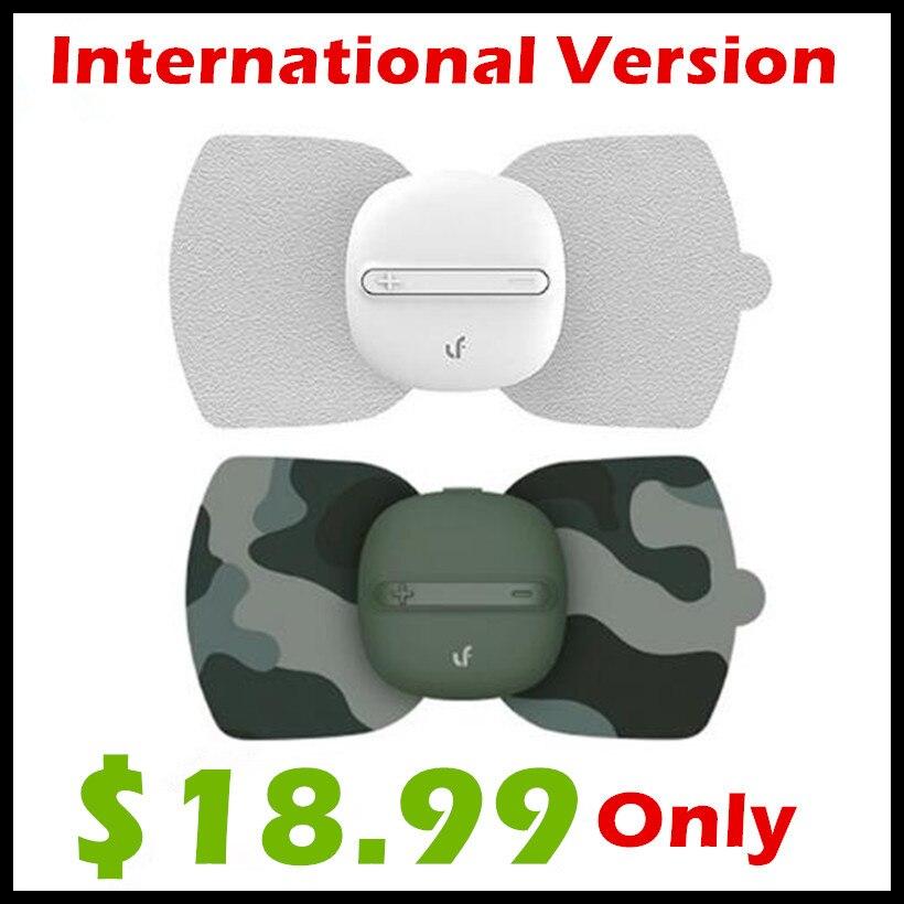 (Internationl version) Xiaomi Mijia LF Full Body Relax Muscle Therapy Massager,Magic Touch massage Smart home stickers Kumamon