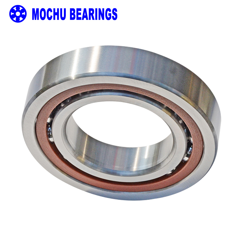1pcs 71820 71820CD P4 7820 100X125X13 MOCHU Thin-walled Miniature Angular Contact Bearings Speed Spindle Bearings CNC ABEC-7 1pcs 71932 71932cd p4 7932 160x220x28 mochu thin walled miniature angular contact bearings speed spindle bearings cnc abec 7