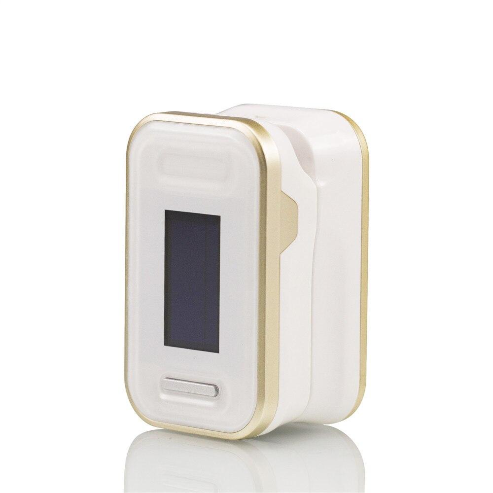 Здоровья Давление измерительный прибор золотой цвет Пульсоксиметр Монитора насыщения кислородом oximetro Dedo