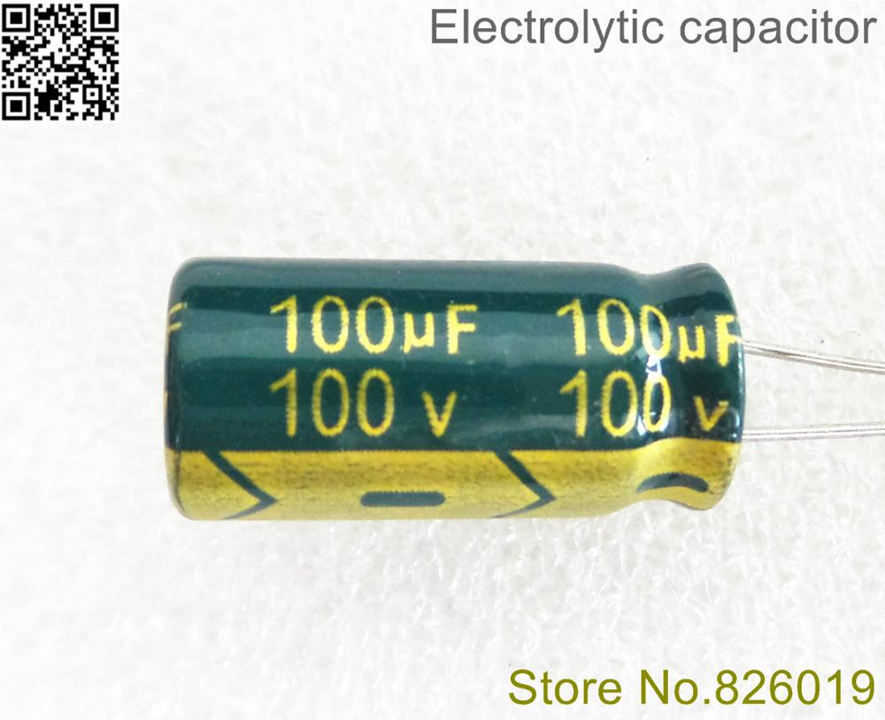 10pcs Lot S103 10uf400v Aluminum Electrolytic Capacitor Size 1013mm Elco 100uf 160v 10 Teile Los Hochfrequenz Niedriger Impedanz 100 V Uf 1017 20