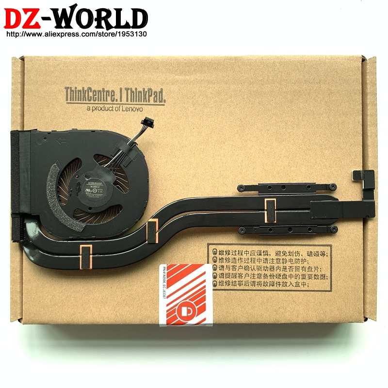 New Original for ThinkPad T480S Heatsink CPU Cooler Cooling Fan UMA Integrated graphics  01LV695 01HW699 01HW698 01HW697-in Fans & Cooling from Computer & Office    3