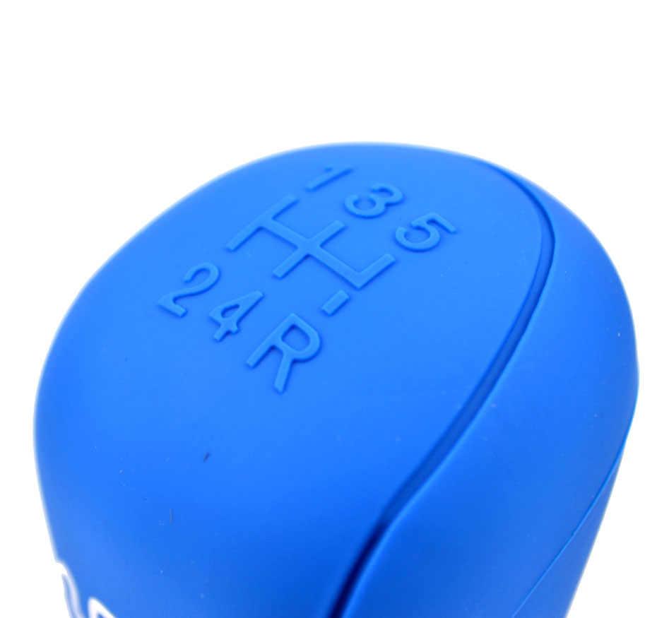 2017 Модернизированный Универсальный Автомобильный силиконовый Шестерни головка переключения рукоятка механизма переключения крышка рукоятки рычага КПП стояночного тормоза авто ручной тормоз Чехлы для кожи