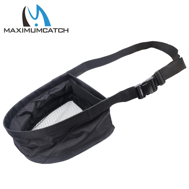 Maximumcatch Line Casting Stripping Basket With Carry Bag