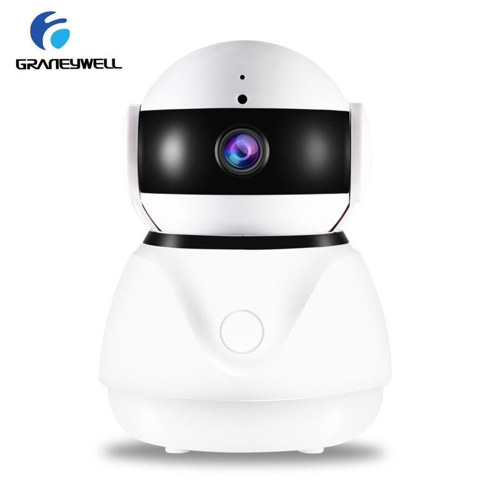 Graneywell камера видеонаблюдения Wi-Fi IP Камера 1080 P Smart Ночное Видение 4 места в 1 hidden camera Экран видеонаблюдения безопасности дома мини Камера