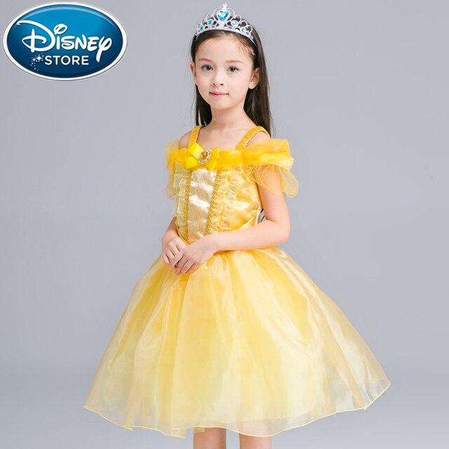 Disney Gefrorene kleid Cosplay Kostüm Benutzerdefinierte Kinder ...