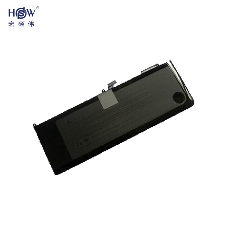 HSW Free shipping New Battery for Apple for MacBook Pro 15 Series A1321 A1286 (2009 Version) Replace: A1321 battery bateria akku