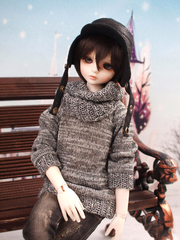 1/4 scale doll Nude BJD Recast BJD/SD Kid cute Boy Resin Doll Model Toys.not include clothes,shoes,wig and accessorie A15A542 1 4 scale doll nude bjd recast bjd sd kid cute girl resin doll model toys not include clothes shoes wig and accessorie a15a517