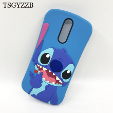 For Huawei Mate 10 Lite Case New 3D Cute Cartoon Stitch Coque 20 Soft Silicone Phone Back Cover Pro