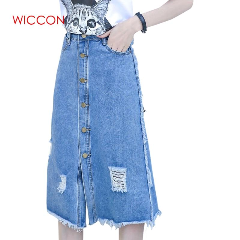 विकॉन न्यू हाई कमर ए लाइन - महिलाओं के कपड़े