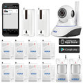 Wireless IP Camera 720P HD Wifi Baby Monitor Alarm System Security Camera with IR-cut Night Vision Wifi Camera