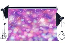 Bokeh Backdrop Glitter Sequins Backdrops Sparkle Spots Photography Background for Girls Lover