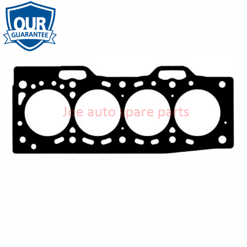 3E 2E Engine complete cylinder head gasket for Toyota