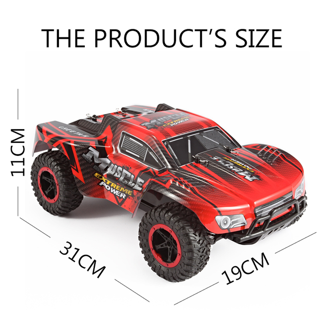 1:16 Car 4CH Hummer RC Off-Road Vehicles 2.4G High Speed SUV RC Car Damping Toy Car Motors Drive Remote Car Model For Children!!