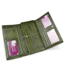 Women Genuine Leather Wallet Model 2