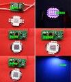 10W 20W 30W 50W  UV 365NM 370NM 380NM 395NM 400NM LED Chip With 12V LED Driver For LED DIY