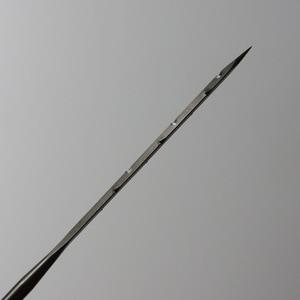 Image 3 - Aguja de fieltro M333 de 38G, aguja de fibra de lana merino, aguja no tejida, 500 Uds.