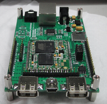 ARM9 AT91SAM9260 Linux Network Development Board