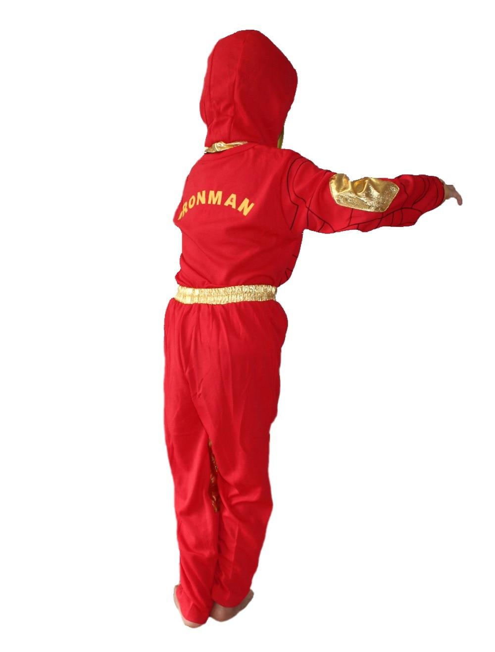 Հելոուին 3 - 7 տարի երկար թև Երեք կտոր - Կարնավալային հագուստները - Լուսանկար 4
