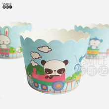 100pcs Mickey Minnie Mouse บอลลูน(China)