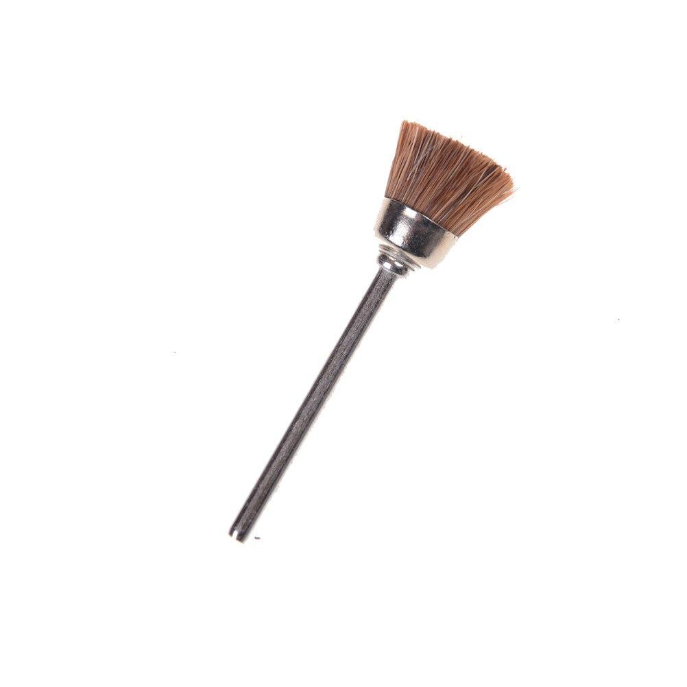 JETTING 5pcs/lot Brass Steel Wheel wire Brush Set tools accessories ...