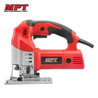 MPT 220 Jig Saw Power Tool Cordless Jigsaw Guide 6 Variable Speed Electric Saw