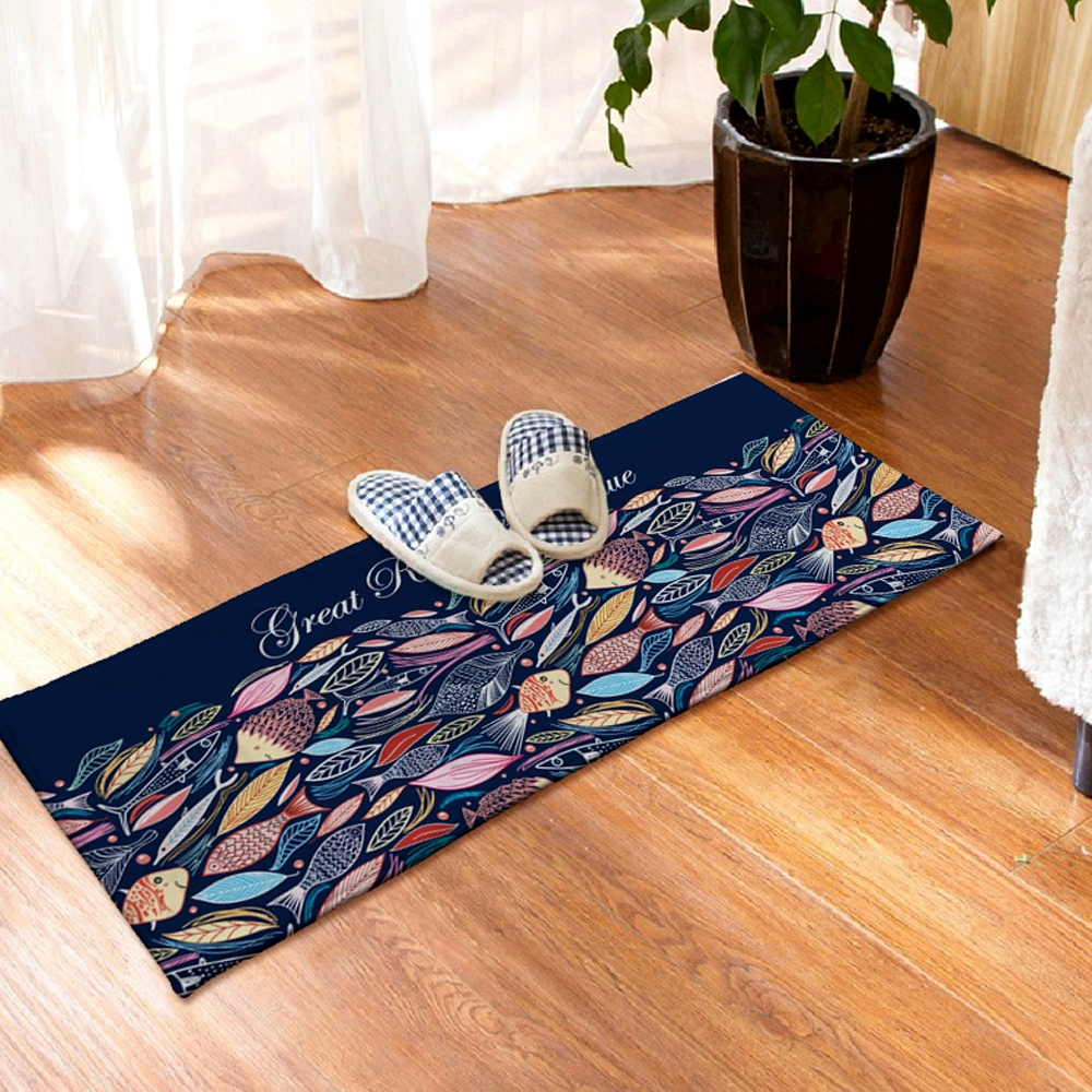 Soft Kitchen Floor Mats Popular Fish Floor Mats Buy Cheap Fish Floor Mats Lots From China