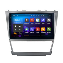 Vehicle Quad Core Andoid 5.1.1 Car Radio player for Toyota Camry 2007-2011 with Mirror Link GPS WIFI 3G Auto Radio