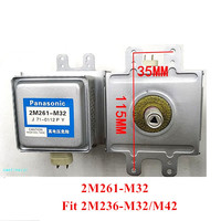 Refurbished Microwave Oven Magnetron 2M261 M32 for Panasonic Microwave Oven parts 2M236 M32/M42