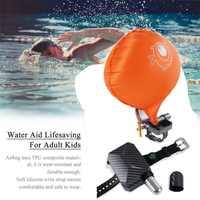 2018 Anti-drowning Bracelet, Floating Wristband, Wearable Water Buoyancy Aid Device.