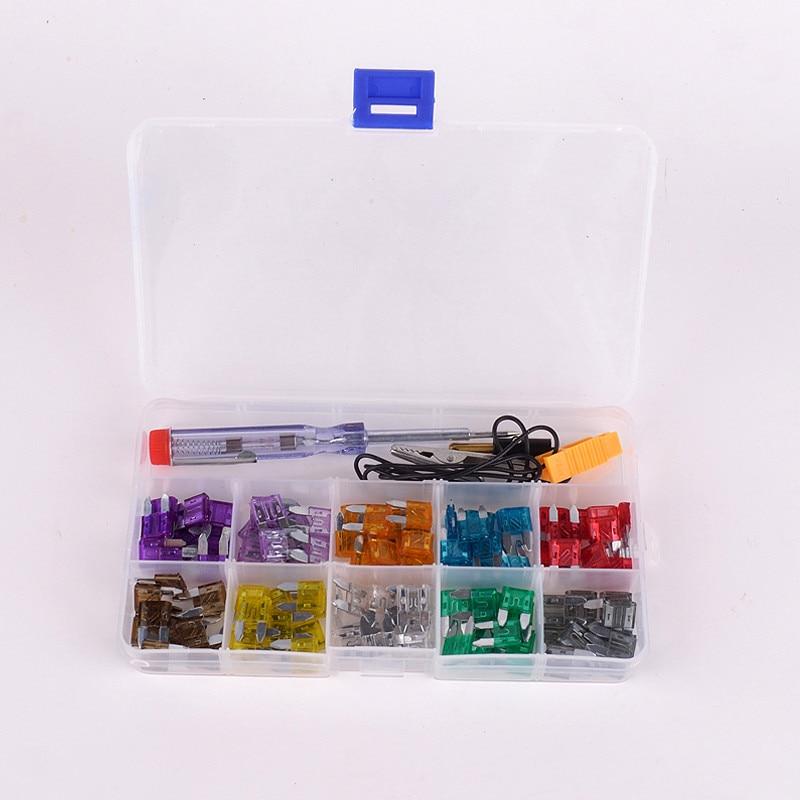 plastic fuse puller promotion shop for promotional plastic fuse 100pcs auto automotive car boat truck blade fuse box assortment w test pen fuse puller 2a 3a 5a 7 5a 10a 15a 20a 25a 30a 35a