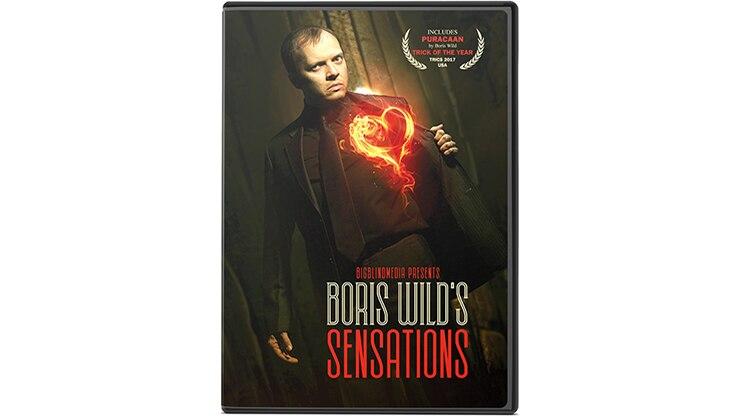 Sensations By Boris Wild 1-2,Boris Wild's Sensations (2 DVD Set) Magic Tricks