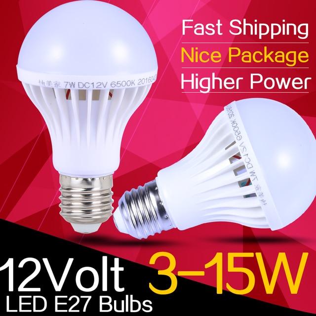 12 Volt Outdoor Light Bulbs Energy saving e27 led bulb lights dc 12v e27 led lamp 3w 5w 9w 12w energy saving e27 led bulb lights dc 12v e27 led lamp 3w 5w 9w 12w 15w workwithnaturefo