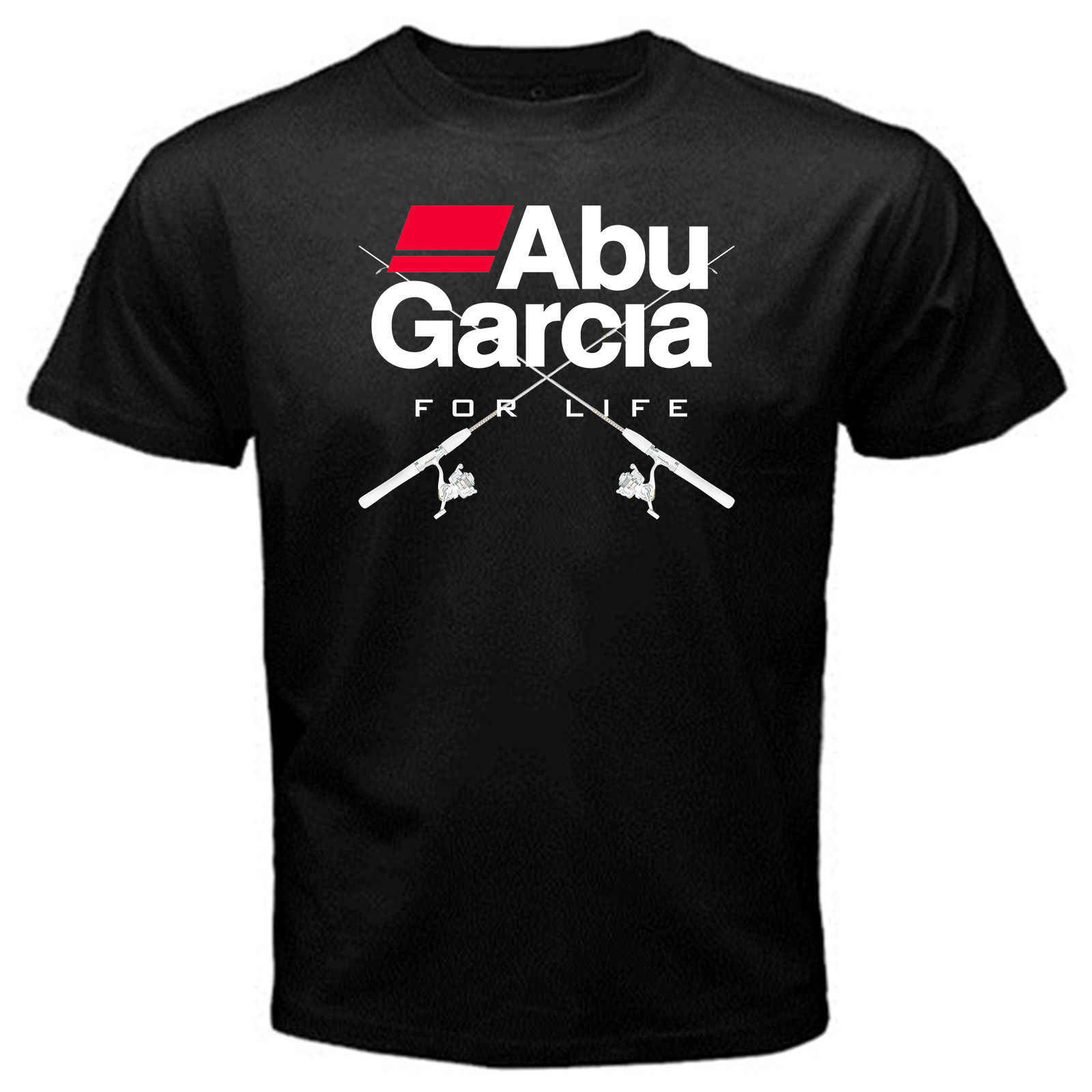 Abu Garcia DUFRESNE AND REDDING Fishinger Galveston Panama T Shirt 2017 Fashion Short Sleeve Black Adult T-Shirt S-2Xl