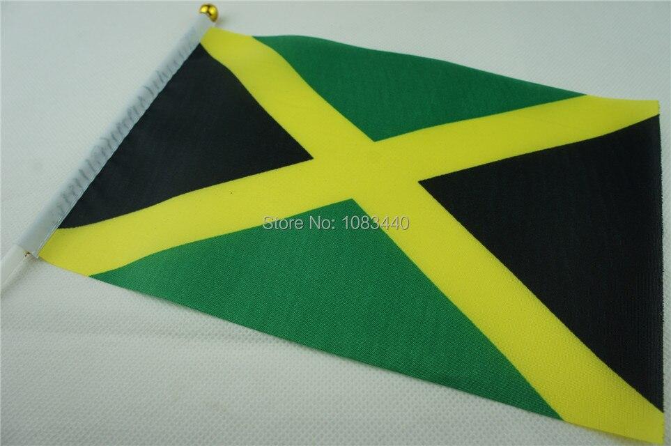 jamaican flag pole - photo #33