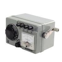 0-1000ohm Earth Resistance Tester High Precision Insulation Megohm Tester Resistance Meter Megohmmeter ZC29B-1