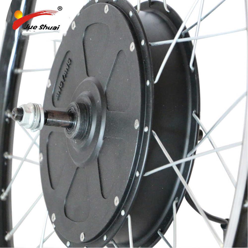 """Verkäufe Förderung 1000 w Leistungsstarke Elektrische Bike Kit mit 48 v wasserkocher Batterie Hub Motor Rad für Fett MTB Berg schnee Bike 4,0*26"""""""