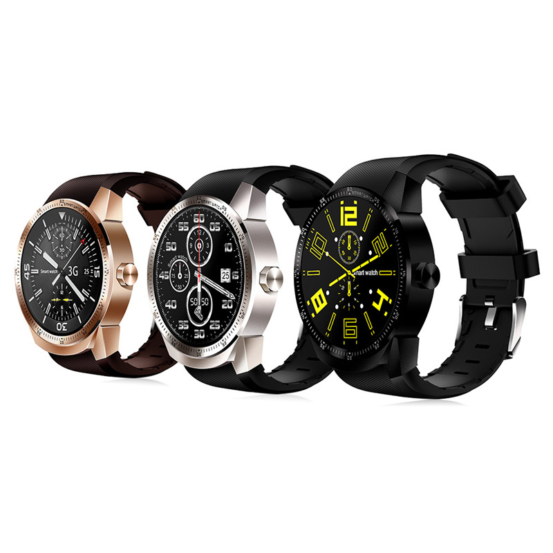 3G Call Watch Sport Waterproof Fashion Step Multifunction Smart Watch GPS Navigation Card 4G Memory Electronic Watch neutral APP tisa sport step n9099