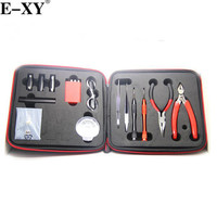 Electronic cigarette Tool Kit Vapor RBA Tools Kit DIY Tool Bag For E Cigarette RDA RBA Vaporizer RBA Coil Designer