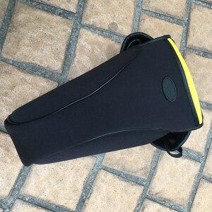 Image 2 - Saco portátil da caixa da câmera para nikon d600 d610 d800 d810 d850 d750 d700 d300 70 200mm 80 400 capa protetora bolsa interior macia