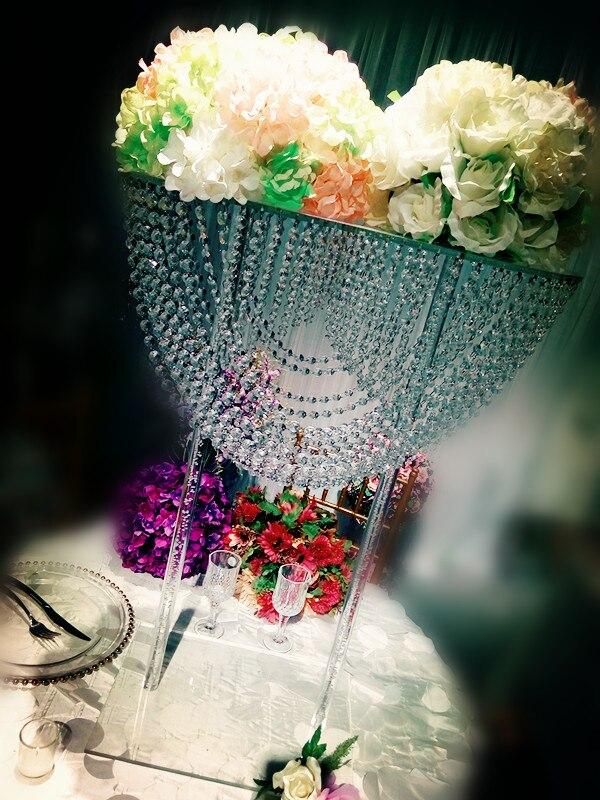 3pcs/lot crystal acrylic wedding centerpiece cake stand flower stand wedding pillar table decoration3pcs/lot crystal acrylic wedding centerpiece cake stand flower stand wedding pillar table decoration