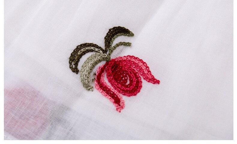Koronkowe rękawy Dziewczynek sukienki Dekoracje kwiatowe Noworodek - Odzież dla niemowląt - Zdjęcie 5
