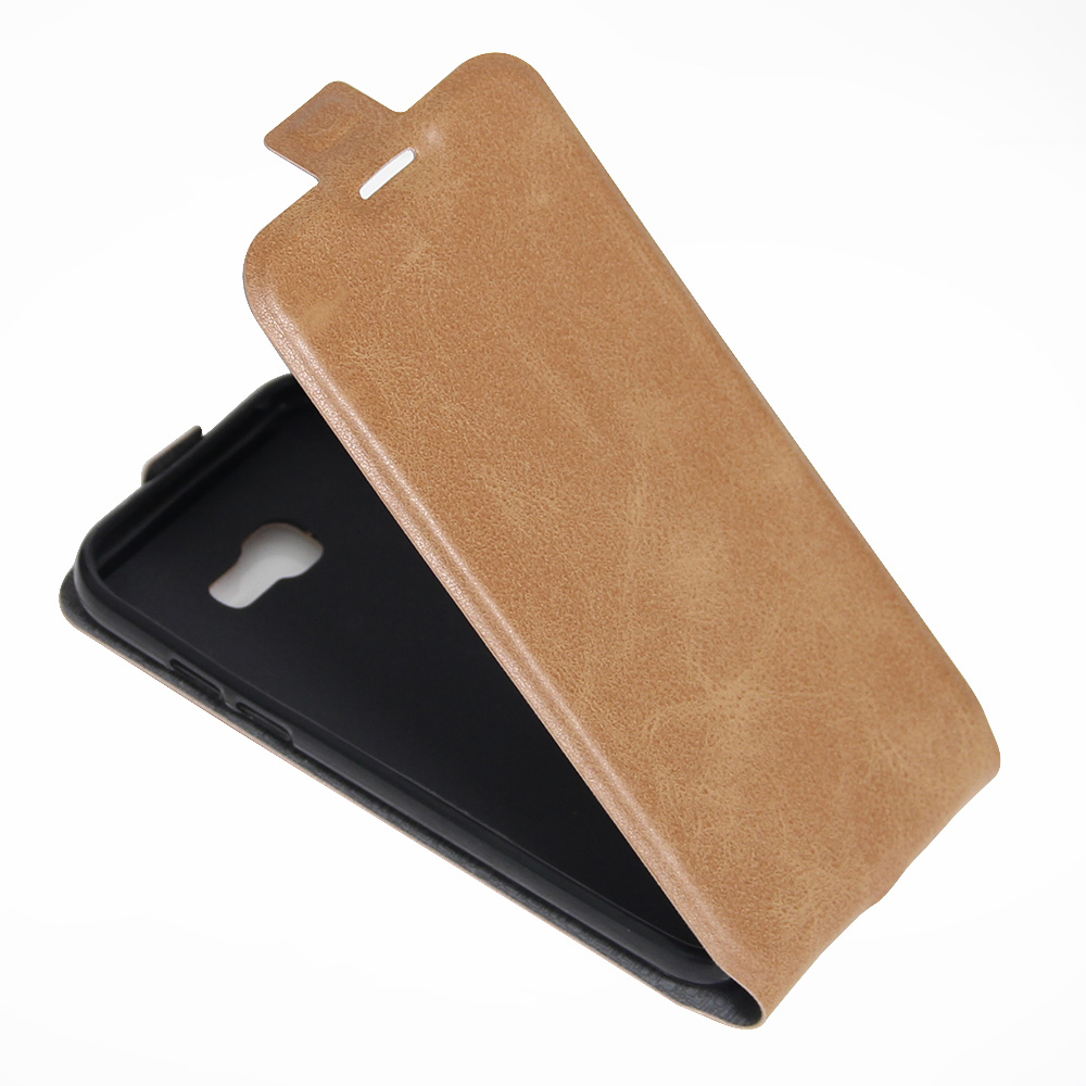 case for <font><b>Samsung</b></font> <font><b>Galaxy</b></font> <font><b>A5</b></font> A500F 2016 A510F 2017 <font><b>A520F</b></font> Leather case Magnetic flip case Protective Case Clamshell Holster image